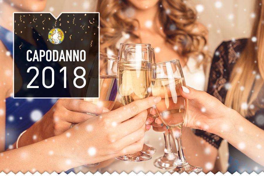 Il tuo Capodanno al Cavalluccio Marino!