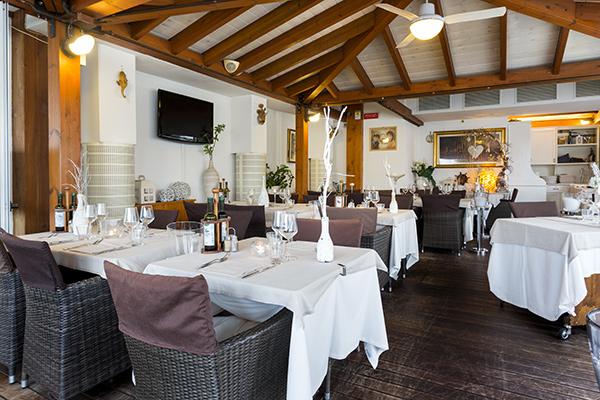 Il ristorante Ristorante Cavalluccio Marino